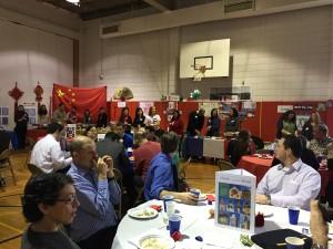 2015 SHS Multicultural Teacher Appreciation Lunch