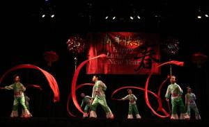 Baylis Ribbon Dance