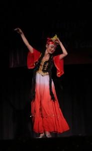 Folk Dance solo