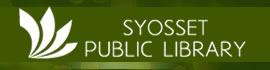 syosset library logo