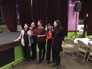 Karoke queens